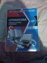 Livro Literatura da Moderna