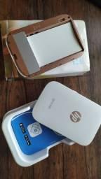 Mini Impressora HP Sprocket Zink