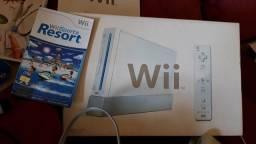 Nintendo Wii em ótimo estado, pouco utilizado.