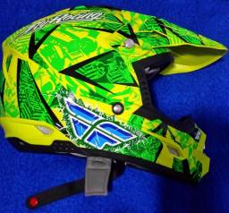 Capacete Fly Racing Trophy 2