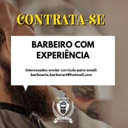Contrata-se Barbeiro(a) com experiência