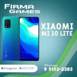 Título do anúncio: Xiaomi Mi 10 Lite 64gb a pronta entrega em até 10x no cartao s/ juros