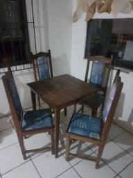 Título do anúncio: Jogos com 4 cadeiras