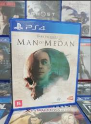 Título do anúncio: The Dark Pictures Anthology : Man Of Medan Ps4 Fisica