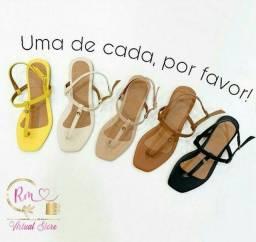 Escolha a sua cor preferida!