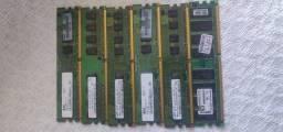 Memorias DDR1 E DDR2