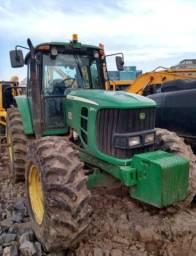 Trator Agricola John Deere 6145J 4X4 2014 19.550 Hs