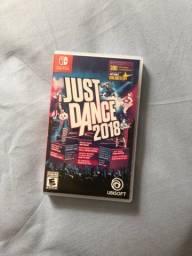 Just dance 2018- nintendo switch