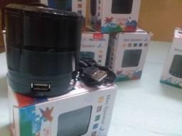 Caixa de Som Mp3 e Bluetooth