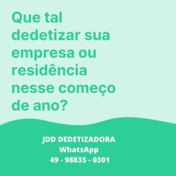 Dedetizadora em São Miguel do Oeste - JDD Dedetizações