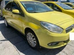 fiat grand siena essence 1.6 ex taxi, 2016/2016 unico dono, aprovação imediata!!!