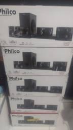 Home philco 480rms R$ 499