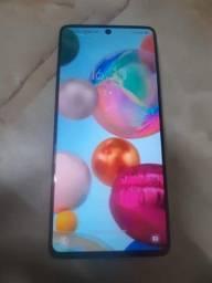 Samsung A71 128g de memória