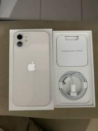 iPhone 12 branco, 20 dias de ativado