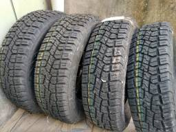 Vendo 4 pneus novos / remold 175 / 70 R14