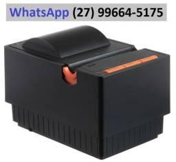 Impressora Nova Termica Cupom Não Fiscal 80mm 40 Colunas