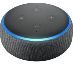 Alexa Echo Dot 3ª Geração - Amazon - Lacrado Nota e Garantia