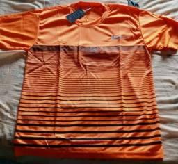 Camisa Nike e adidas