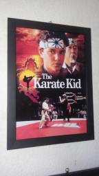 Quadros Karate Kid e Cobra Kai