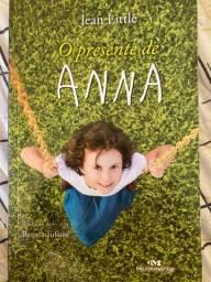 Livro o Presente de Anna