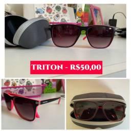 Óculos de sol TRITON - SEMI NOVO