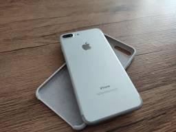 iPhone 7 plus 128gb (sem marcas de uso.)
