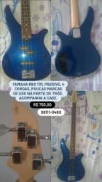 Yamaha Rbx 170 Aceito propostas!