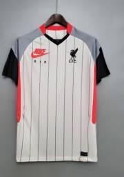 Camisa do Liverpool 2021