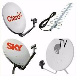 Estalador de Antenas Especialistas em todos Satelites