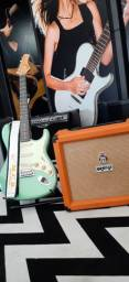 Kit Guitarra T635 + Ampli. Orange
