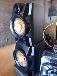 3 Caixa samsung sound