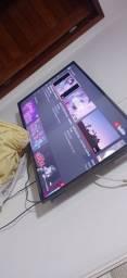 Tv Samsung em estado de nova