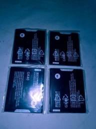 Bateria de smartphone para motorola g4 g5 g6 g8