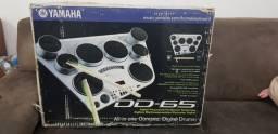 Bateria Eletrônica Yamaha DD-65 / Digital Drums