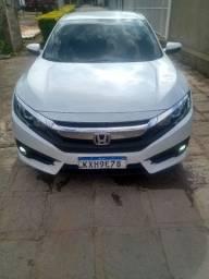 Honda Civic G10 Exl ano 2017 54 mil kms