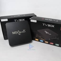 Transforme sua Tv em Smart! Aparelho MXQ Pro TV Box Android TV Para Qualquer TV!