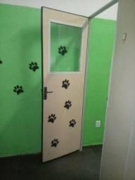 Vendo acessórios pra casa de racao e pet shop