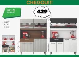 balcão com armário de cozinha direto da fabrica