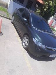 New Civic 2008 LXS AUT.  GNV COMPLET?O