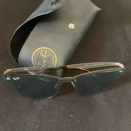 Óculos Ray-ban sunglasses CLUBMASTER METAL