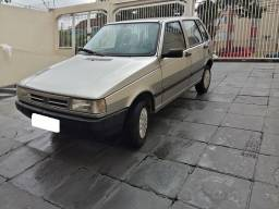 Fiat Uno mille manual 1.0 ep cinza 8v gasolina 4p 1996