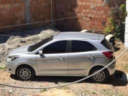Ford ka 2015/2016 carro lindo, pouco rodado, carro quitado, Dock OK