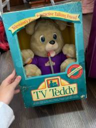 Tv teddy