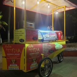 Projetos Foodbikes e Trikes