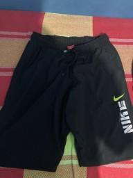 Shorts adidas e nike