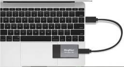 SSD Portátil KingDian 500 GB 372Mb/s (novo e lacrado)