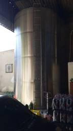 Tanque de inox 33 mil litros