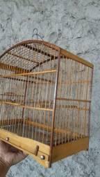 gaiola de coleiro 40 $