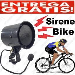 Título do anúncio: Sirene Bike 6 sons