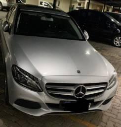Mercedes C250 muito nova